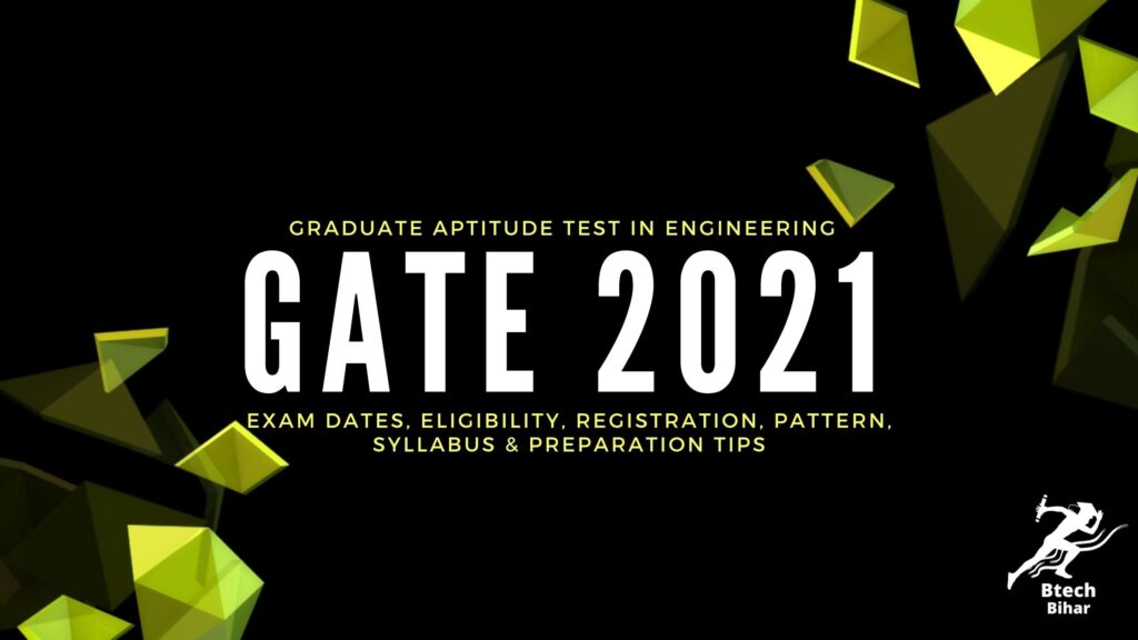 btechbihar gate 2021